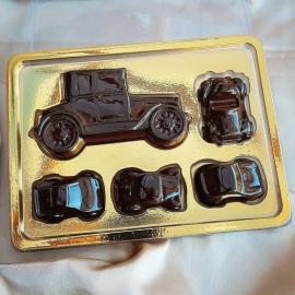 Caixa Carros Antigos
