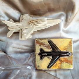 Caixa Avião