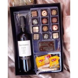 Caixa Kit Vinho Presente