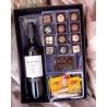 Caixa Kit Vinho Presente - Ref. RL 256