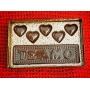 Caixa 1 barra + 5 corações