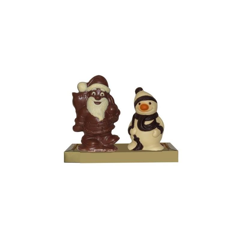 Caixa Noel + Boneco