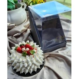 Caixa para bolo.  Ref. RBL 019