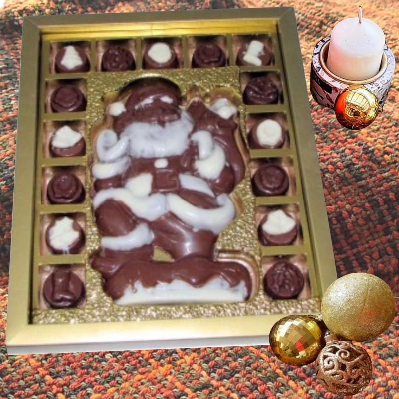 Caixa Papai Noel + 15 BB