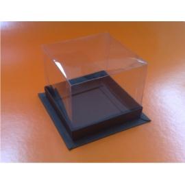 Caixa Mini Bolo com base