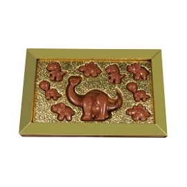 Caixa Dino Plate