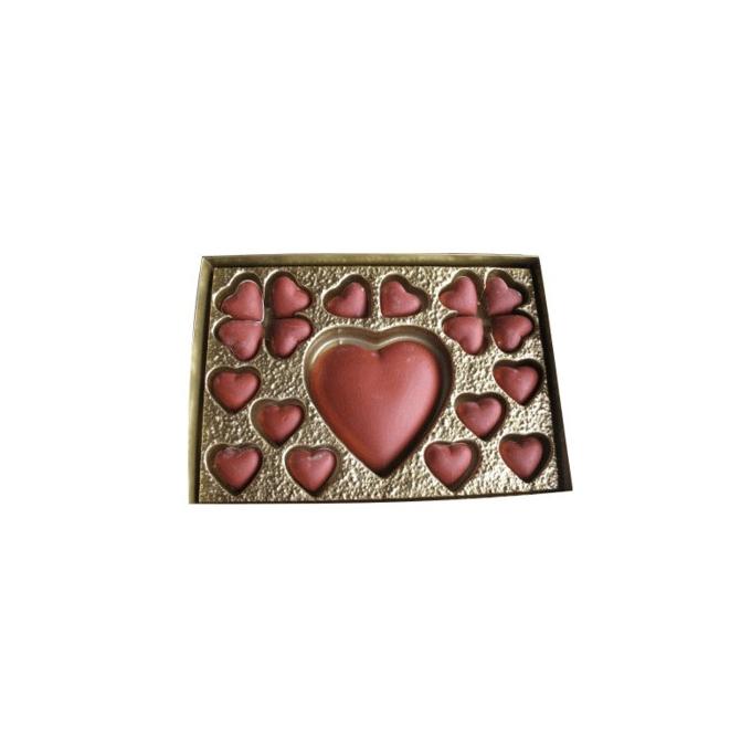 Caixa 1 Coração + 18 mini