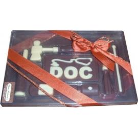 Caixa Kit Médico
