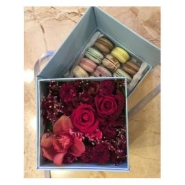 Caixa para flores/outros