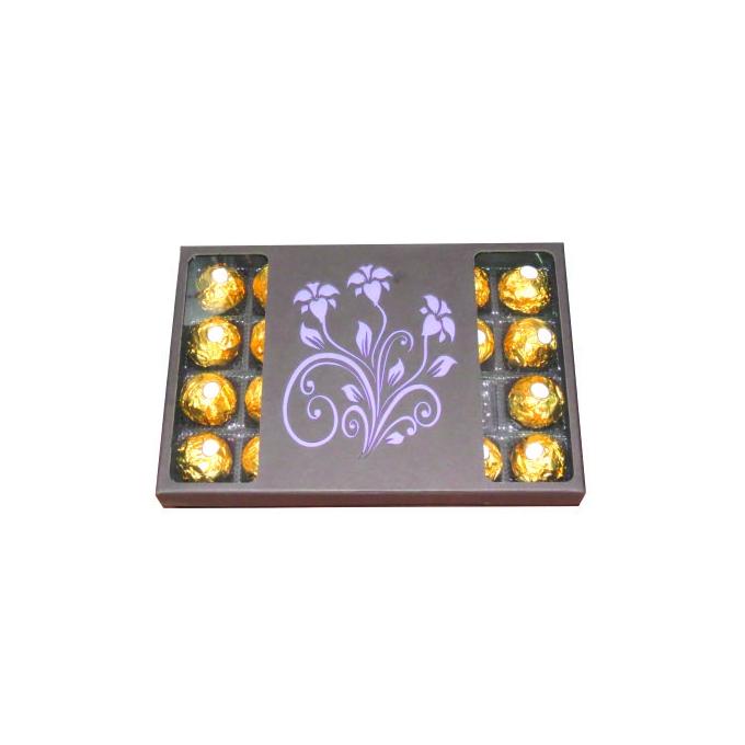 Caixa 24 BB Flores